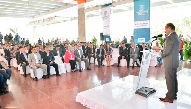 ¡Anuncia gobernador nuevas inversiones por más de 7 mil mdp!