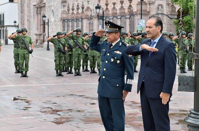 ¡La unidad y el esfuerzo en el trabajo diario son las vías para transformar a México: MOS!