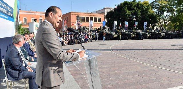 ¡Conformemos un frente común por el México de justicia que defendieron los niños héroes: MOS!