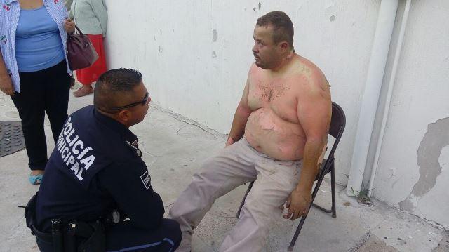 ¡Murió un hombre tras un flamazo en Aguascalientes!