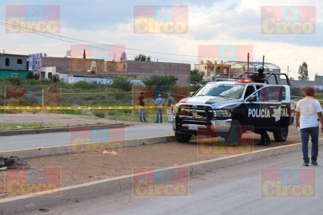 ¡Ejecutaron a una mujer en Enrique Estrada, Zacatecas!