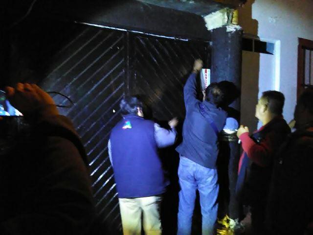¡Operativo en la zona de tolerancia en Aguascalientes dejó 9 detenidos con drogas y 3 bares clausurados!
