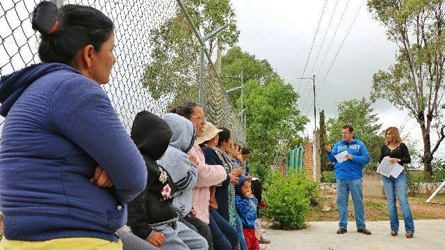 ¡Quedaron instalados los Comités de Familiares de Migrantes en Jesús María!