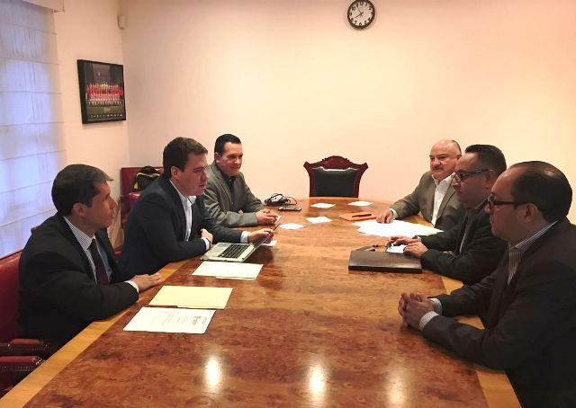 ¡Gobierno del Estado y COPARMEX reafirman una agenda común por Aguascalientes!