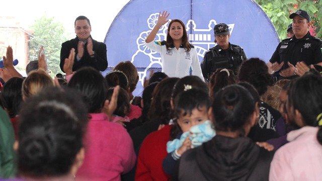 ¡Llama la alcaldesa Tere Jiménez a la ciudadanía a formar un frente común a favor de Aguascalientes!