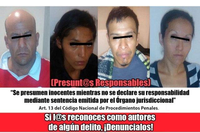 """¡""""Reventaron"""" dos casas de vicio en Aguascalientes!"""