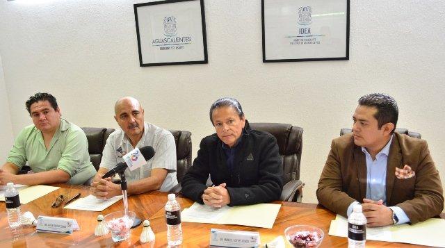 ¡Se anunciaron importantes eventos para Aguascalientes en la disciplina de bádminton!