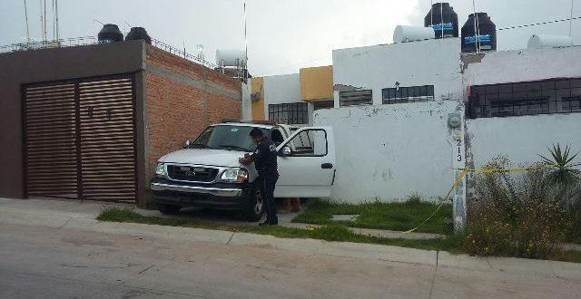 ¡Mujer deprimida se quitó la vida en el patio de su casa en Aguascalientes!