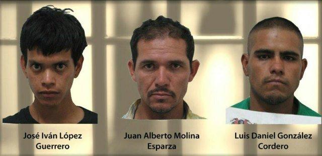 ¡Sentenciaron a 3 secuestradores en Aguascalientes y sus penas suman 153 años de prisión!