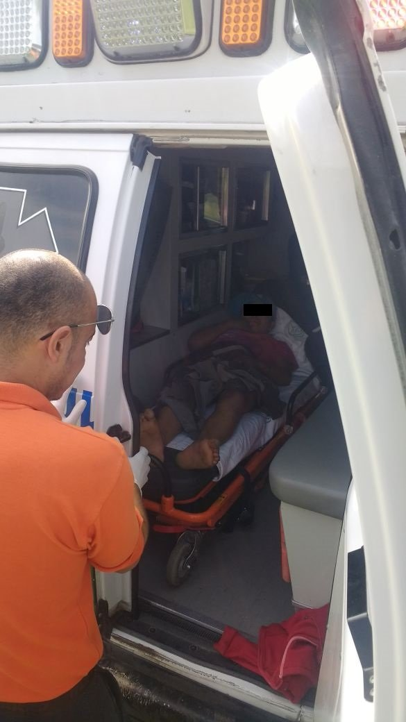 ¡Adolescente originario de Guerrero se salvó de morir electrocutado en Aguascalientes!