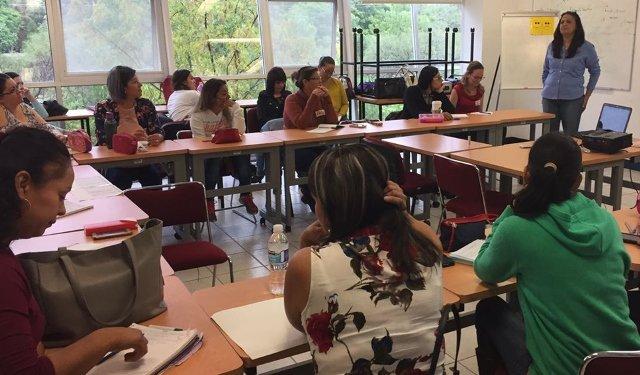 ¡IEA y UAA firman convenio de colaboración en programa de bilingüismo en preescolar!