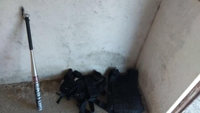 ¡Policías municipales rescataron a 3 hombres secuestrados en Fresnillo!
