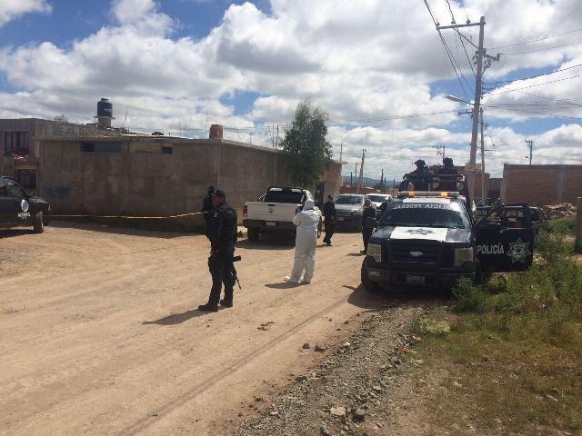 ¡Asesinaron a balazos a elemento de la Policía Ministerial en Guadalupe, Zacatecas!