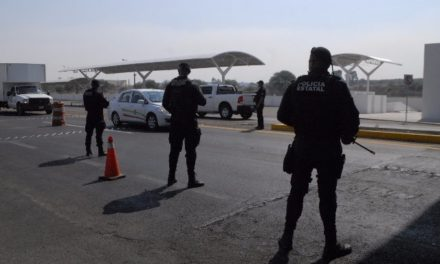 """¡Aguascalientes fue blindado tras la balacera en """"La Chona""""!"""