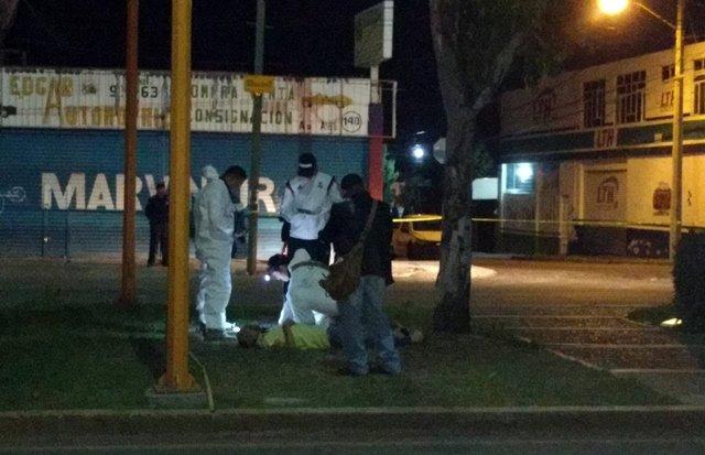 ¡Hombre desaparecido fue encontrado muerto en un camellón en Aguascalientes!