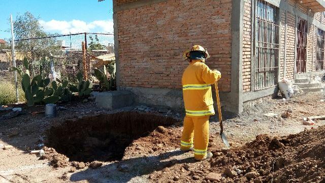¡Detuvieron a 2 hombres que perforaron un ducto de PEMEX en Aguascalientes!