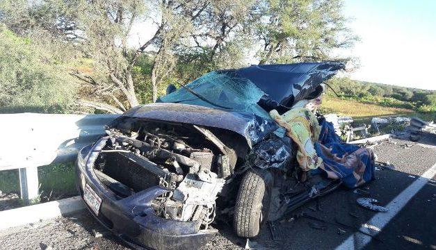 ¡Identificaron a 4 de los 5 muertos del impresionante choque entre un tráiler y una camioneta en Lagos de Moreno!