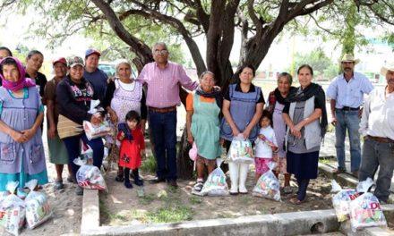 ¡DIF Municipal apoya nutrición de adultos mayores!