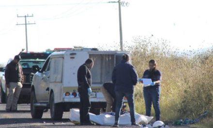 """¡Hombre murió atropellado por un vehículo """"fantasma"""" en Fresnillo!"""