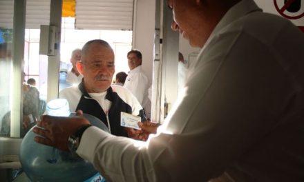 ¡Inicia Ayuntamiento de Pabellón de Arteaga dotación gratuita de agua purificada!