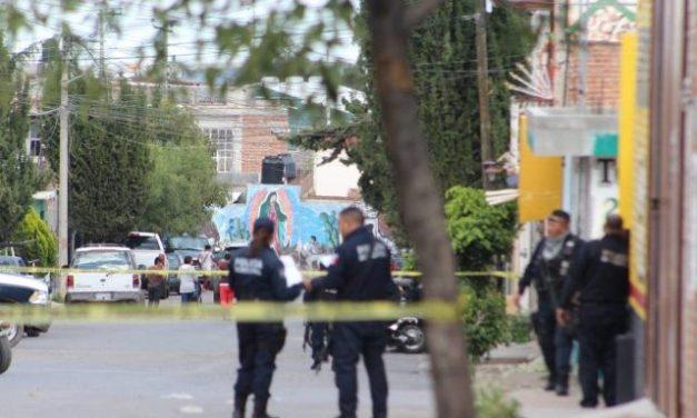 ¡Adolescente fue ejecutado a balazos a bordo de una camioneta en Guadalupe, Zacatecas!