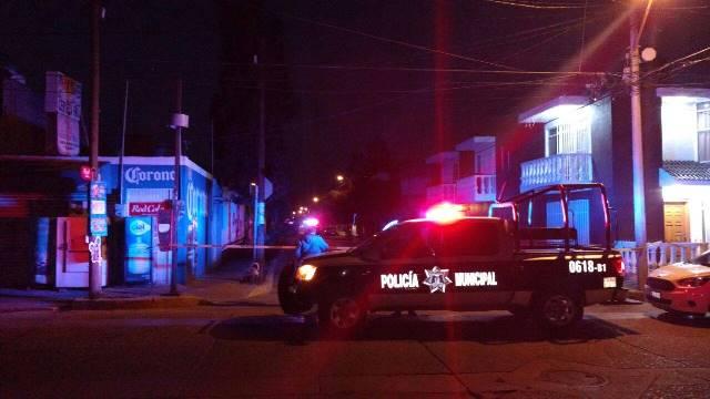 "¡Balazos en ""La Barranca"" movilizaron a policías municipales en Aguascalientes!"