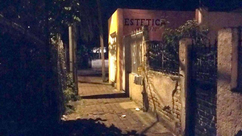 ¡Pistoleros balean una casa en el Infonavit Potreros del Oeste en Aguascalientes!