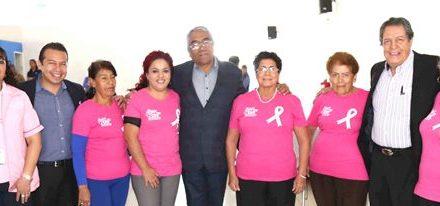 ¡DIF Municipal conmemora el Día Mundial contra el Cáncer de Mama!