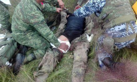 ¡Aeronave militar sufre accidente en el estado de Durango: 7 muertos y 1 lesionado!