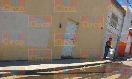 ¡Adulto mayor murió tras caer de una escalera de 4 metros de altura en Lagos de Moreno!