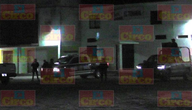 ¡Delincuentes atacaron a balazos a policías municipales en Fresnillo!