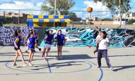 ¡Más de 440 participantes en Torneo Deportivo del programa Contigo al 100 en la colonia Miravalle!