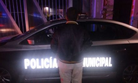 ¡Degenerado atacó sexualmente a una joven en Aguascalientes y fue detenido!