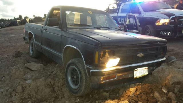 ¡Detuvieron a uno de dos sujetos que robaron una camioneta en Aguascalientes!
