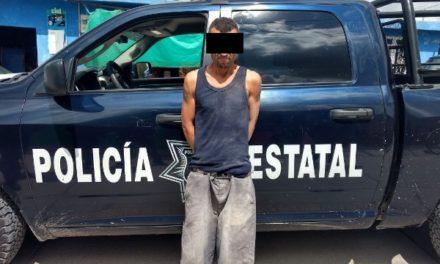 ¡Vendedor de drogas fue detenido con enervantes y un arma de fuego en Aguascalientes!