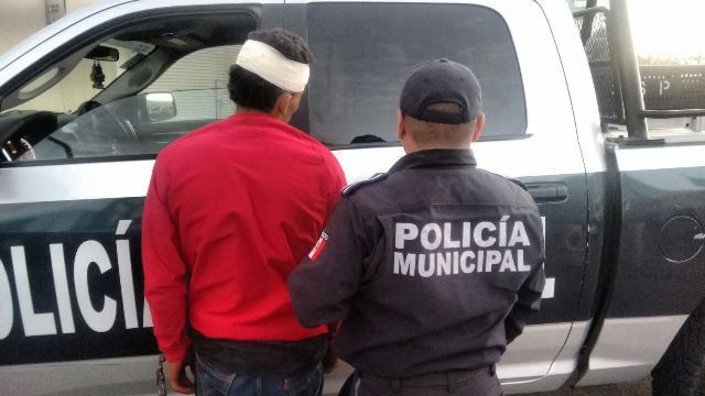 ¡2 ladrones estuvieron a punto de ser linchados por vecinos de un fraccionamiento en Aguascalientes!