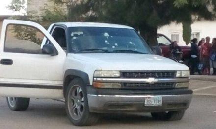 """¡Con """"cuernos de chivo"""" ejecutaron a un hombre en Sombrerete, Zacatecas!"""