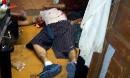 """¡""""El Azteca"""" fue ejecutado a la puerta de su casa en Lagos de Moreno!"""