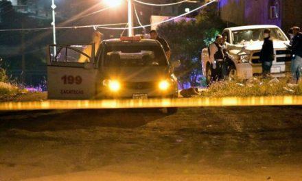 ¡Joven taxista fue ejecutado a balazos a bordo del auto de alquiler en Zacatecas!