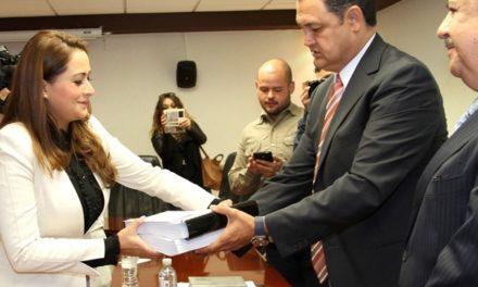¡Presenta la alcaldesa Tere Jiménez proyecto de Ley de Ingresos 2018 al Congreso del Estado!