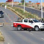 ¡1 muerto y 1 lesionado grave tras la volcadura de una camioneta en Zacatecas!