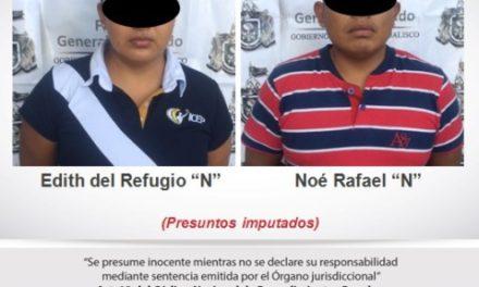 ¡Detuvieron a una pareja por el homicidio de un militar en Jalisco!