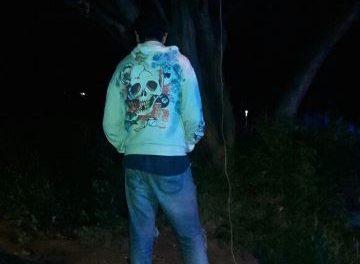¡Policías municipales frustraron el suicidio de un joven en Aguascalientes!