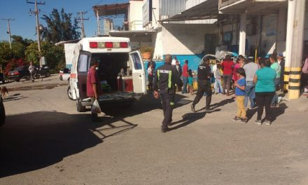 ¡13 lesionados tras choque entre camión urbano y tráiler en Lagos de Moreno!