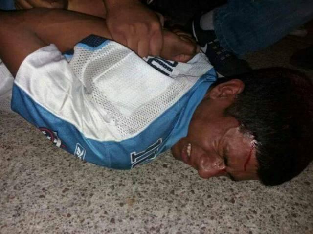 ¡Delincuente se salvó de ser linchado por segunda vez en Aguascalientes!