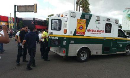 ¡Muere la bebe de 8 meses que cayó de una carriola en Rincón de Romos!