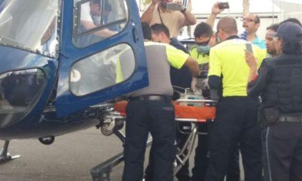 ¡Agoniza bebé tras sufrir una caída en Aguascalientes!