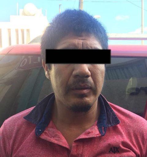 ¡Policía Federal detuvo al objetivo número dos de los huachicoleros en el estado de Guanajuato!