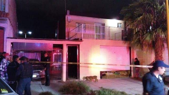 ¡Hombre asesinó a puñaladas a su pareja y luego se quitó la vida en Aguascalientes!