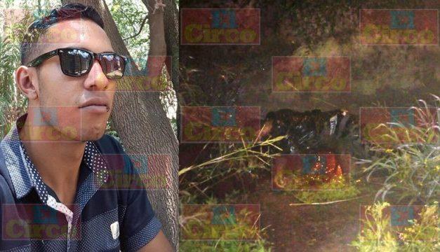 ¡Identificaron al joven ejecutado a puñaladas en Lagos de Moreno y arrojado a un arroyo!